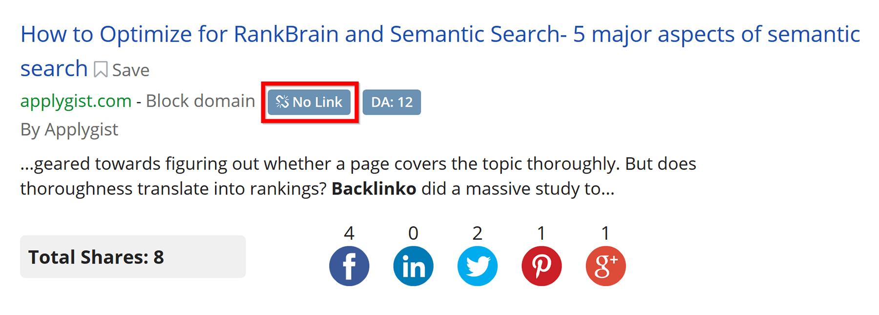 sử dụng BuzzSumo để tìm