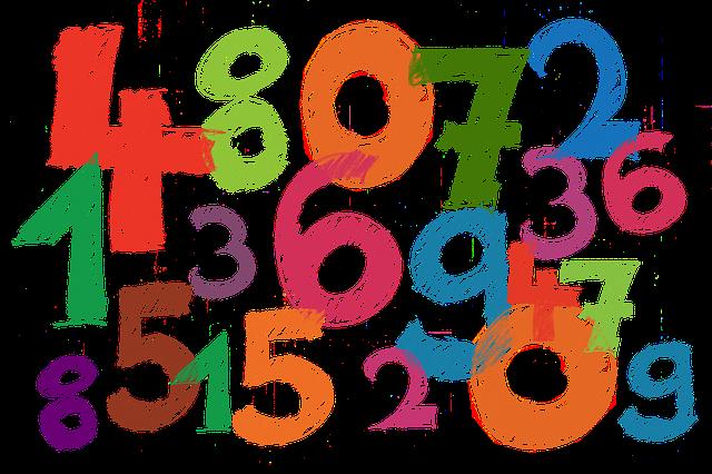 dạng số toán học
