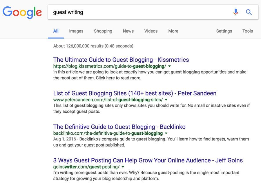 tìm kiếm cho từ khóa guest writing