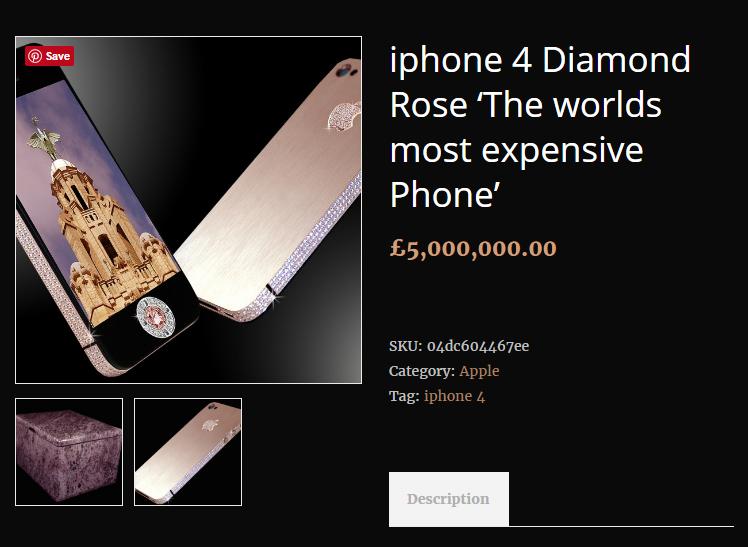 iphone kim cương hồng