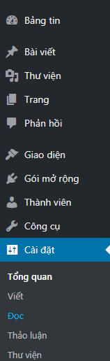 trang quản trị tiếng Việt