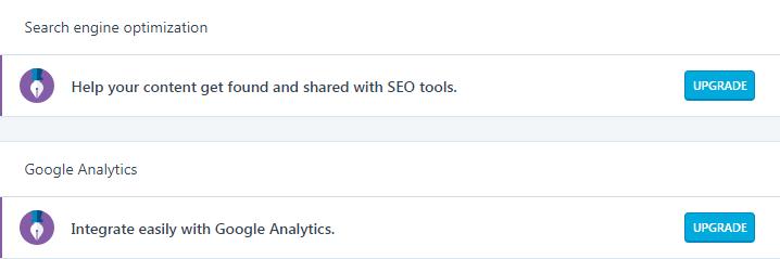 SEO và phân tích trang web