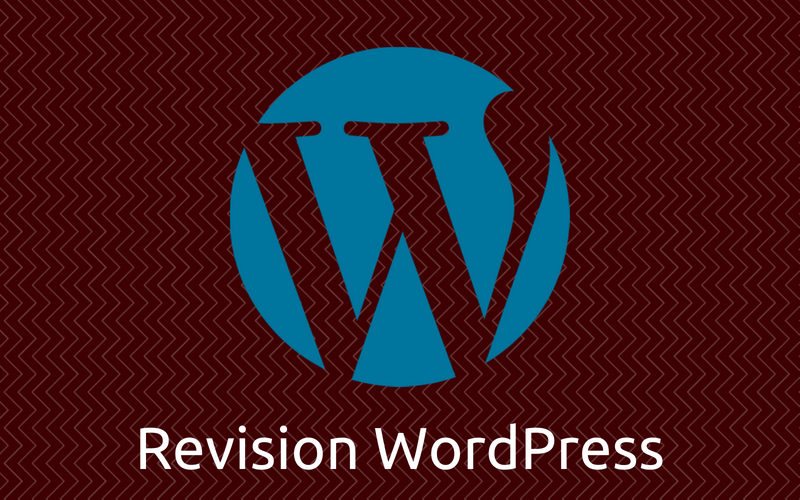 revision của WordPress